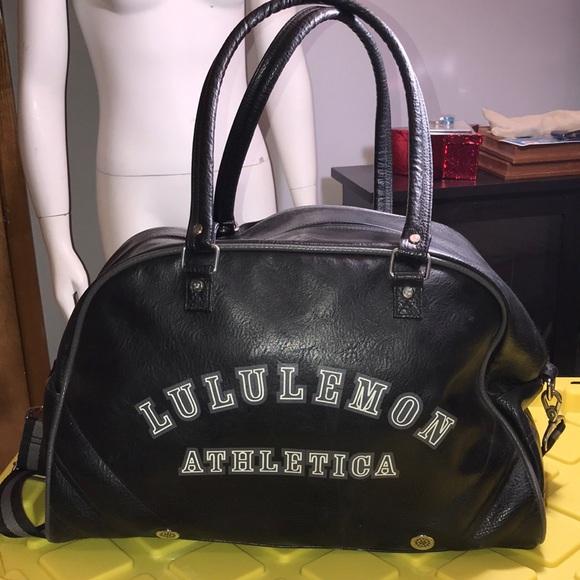 Lululemon U Coach's Gym Bag